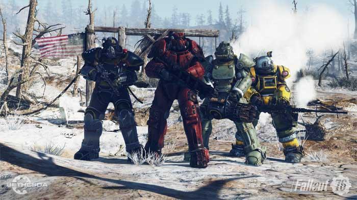 fallout76 armor