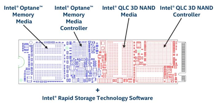 intel optane memory h10 3