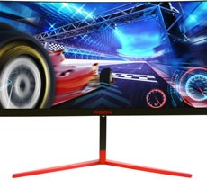 """AOC's Agon AG353UCG 35"""" Curved 200Hz G-Sync HDR Gaming Monitor Unveiled"""
