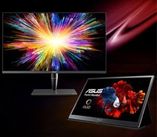 ASUS Debuts ProArt PA32UCX And PQ22UC 4K HDR Monitors With Dolby Vision Support
