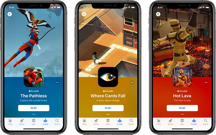 Apple Arcade iPhone