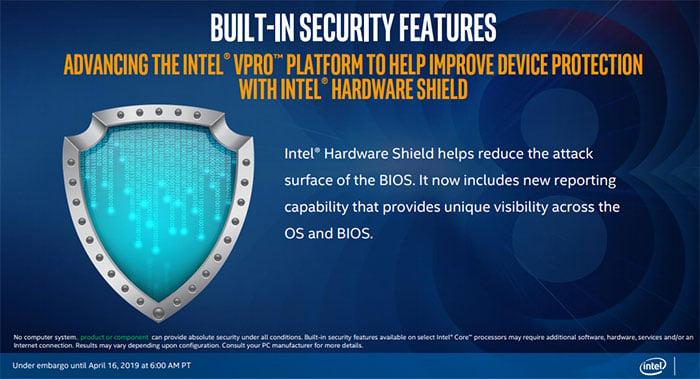 Intel Hardware Security
