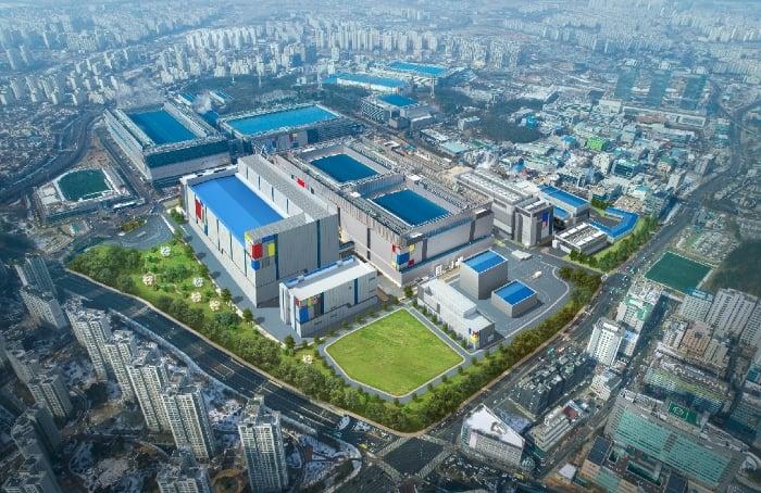 samsung Hwaseong EUV Line