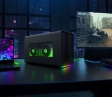 Razer Launches Core X Chroma eGPU Enclosure For Your Burly Radeon And GeForce Gaming Cards