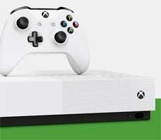Xbox One S All-Digital Edition Hits Preorder, Launches May 7 For $250