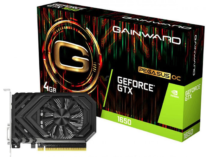 Gainward GeForce GTX 1650