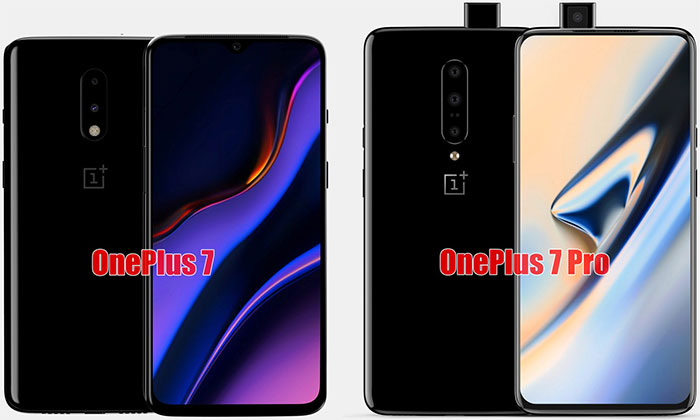 OnePlus 7 and OnePlus 7 Pro differences detailed