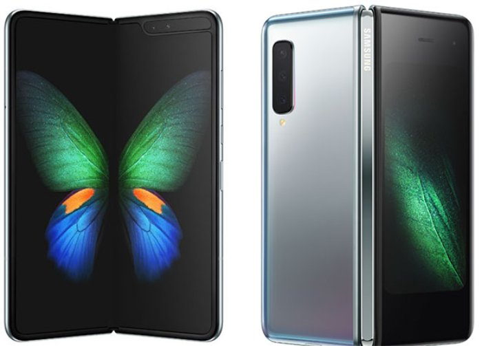 Samsung shares fall following reports of Galaxy Fold issues, company is investigating