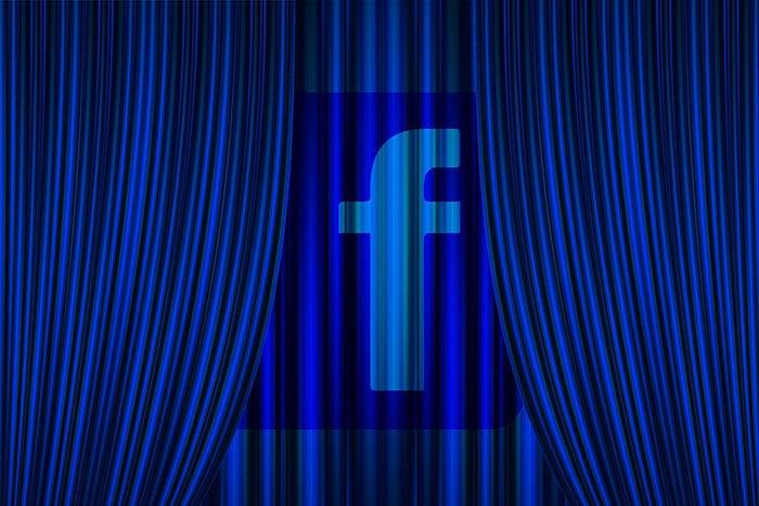 Facebook Curtain