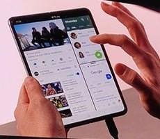 Samsung Galaxy Fold Gets Teardown Treatment Exposing 'Rubbery' Display And Dual Batteries