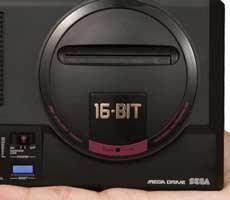 Sega Announces Ten Additional Games For Genesis Mini Retro Gaming Console