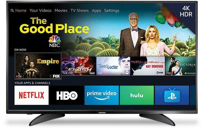 Toshiba Smart TV Deal