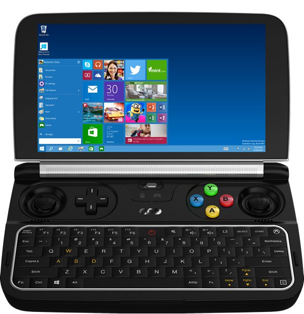 GPD Win Max Handheld Gaming PC Leaks With AMD Ryzen Embedded