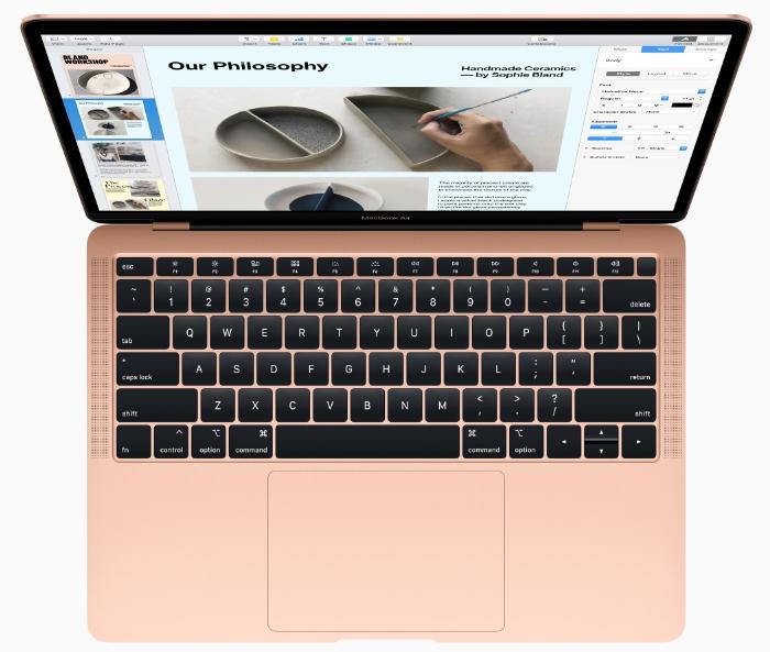 MacBook Air Keyboard 10302018