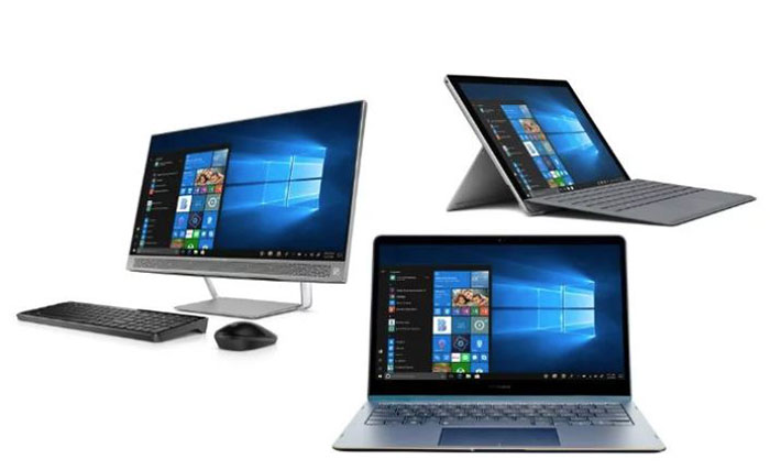 microsoft windows 10 devices