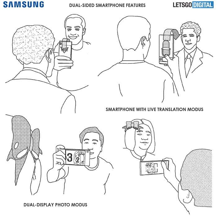Samsung Dispay Patent