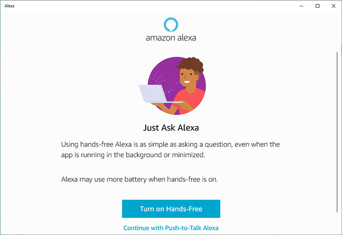 Alexa Hands On
