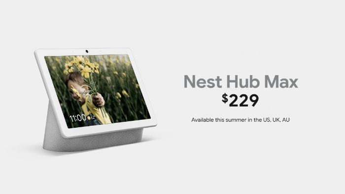 nest hub max 2