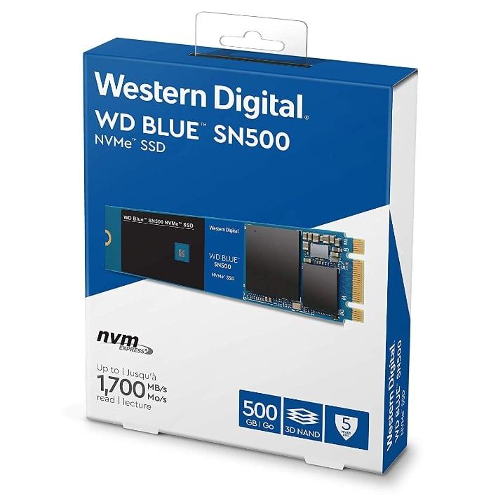 wd blue ssd 500gb