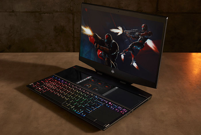Hp Omen X 2s Is A Dual Display Laptop For Gaming Dominance