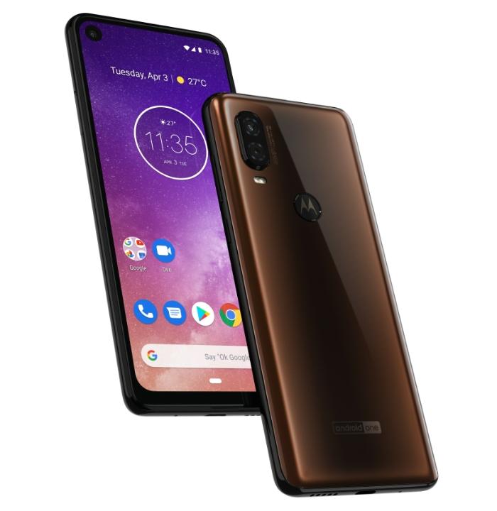 Motorola One Vision 2