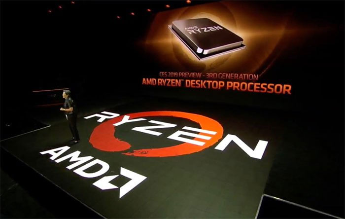 AMD Reaffirms 7nm Navi, Ryzen 3000 And 2nd Gen EPYC For Q3 2019