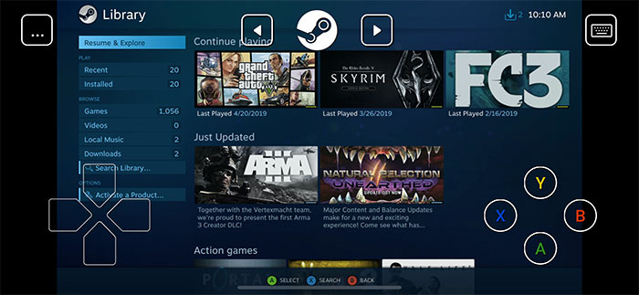 Valve Steam Link Lands On Ios A Year After Apple S Rebuffing Hothardware