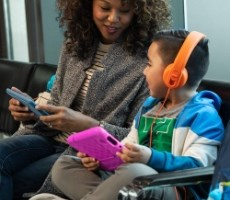 Amazon's All-New Fire 7 And Fire 7 Kids Edition Tablets: Faster CPUs, Doubled Storage, Same Price