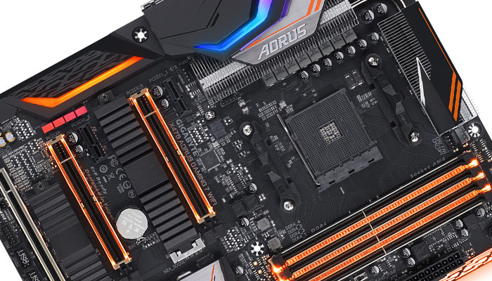 Gigabyte Unleashes X470 And B450 Motherboard BIOS Updates