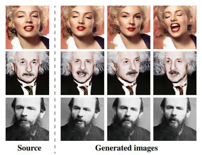 Samsung's Latest Deepfake AI Creates Talking Avatars From Still