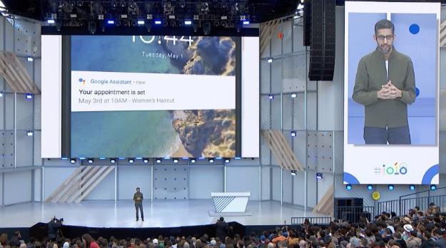 google duplex google assistant
