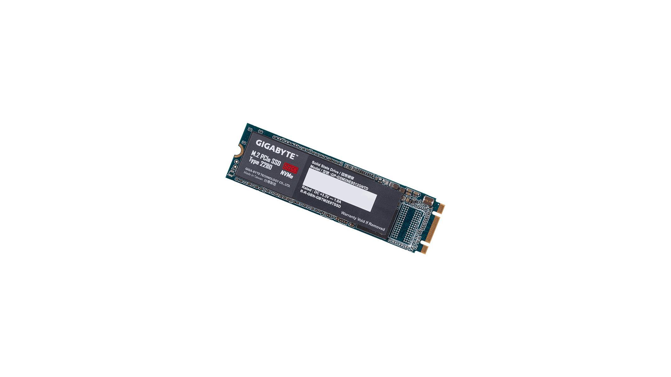 Gigabyte's PCIe 4 0 SSD Touts Monstrous 5GB/s Speeds For Ryzen 3000