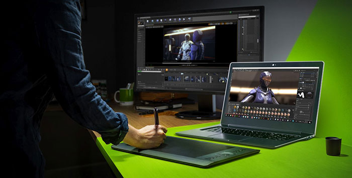 NVIDIA Studio Certified Laptops Bring RTX And Specialized