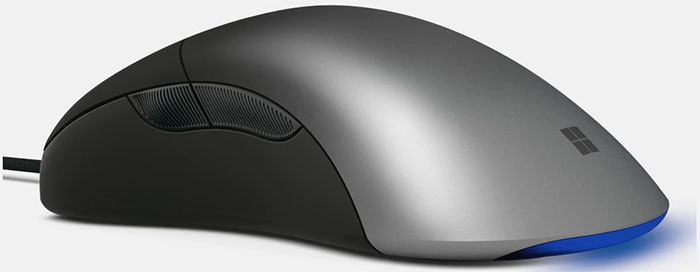 Microsoft IntelliMouse Pro Side