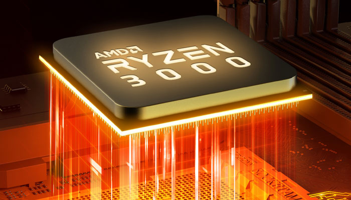 AMD Stock Surges On Investor Confidence In Ryzen 3000 Zen 2 CPUs