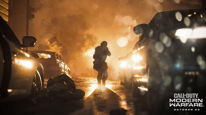 COD Modern Warfare Reveal screen shot