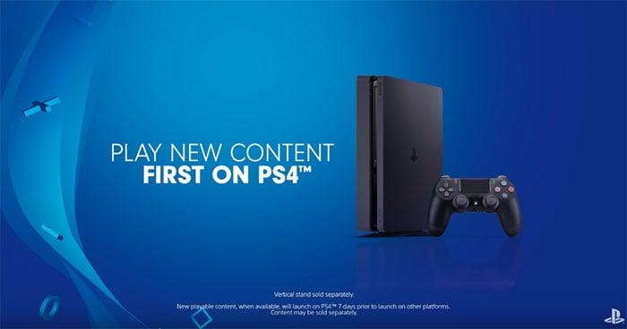 PlayStation 4 Call of Duty Modern Warfare DLC