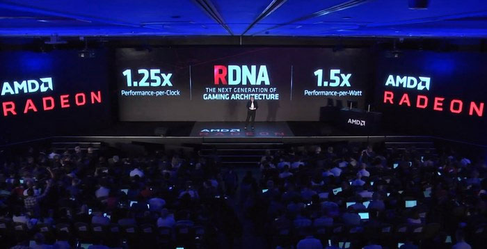 AMD Radeon RDNA