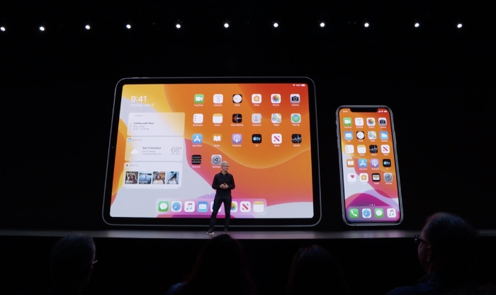 apple ipadOS ios