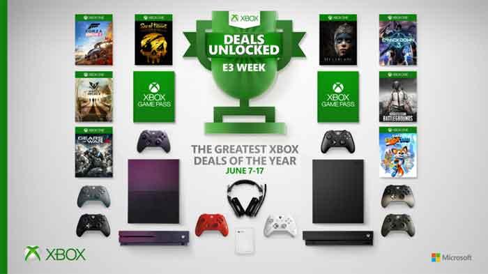 xbox e3 deals