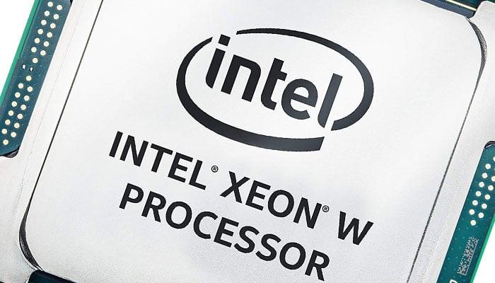 Intel Xeon W Processors
