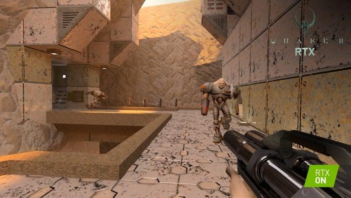 geforce Quake II RTX