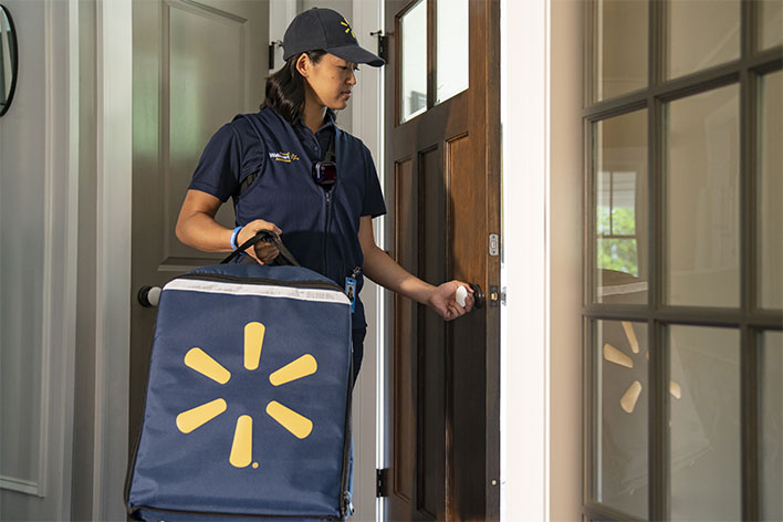 Walmart InHome Delivery