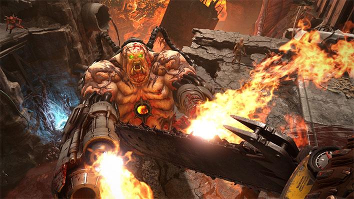 Doom Eternal Weapon