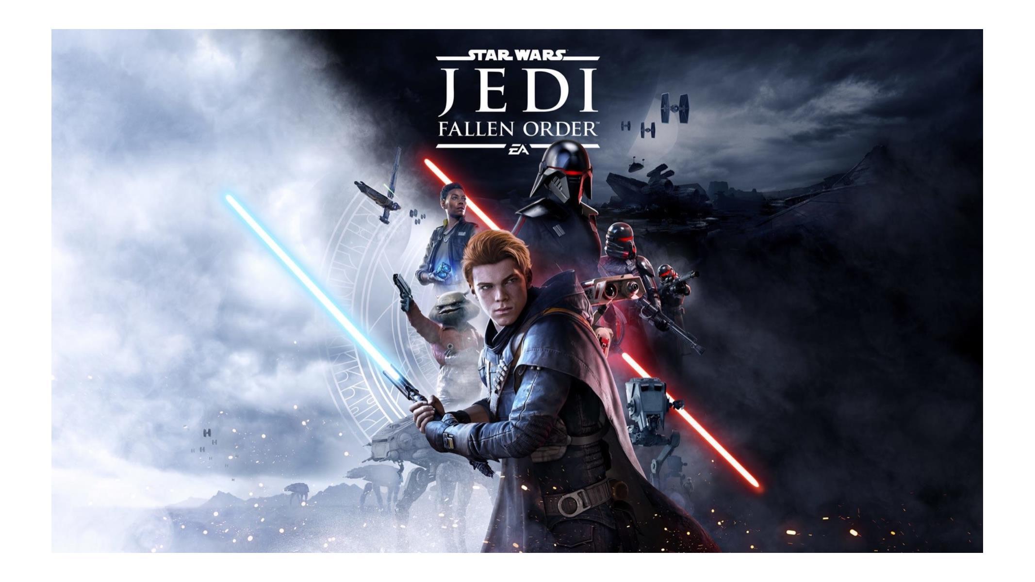 Star Wars Jedi Fallen Order Blitzes E3 With This Thrilling 14