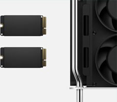 New Mac Pro Possibly Hamstrung By Proprietary SSD Connector That Enforces The Apple Tax