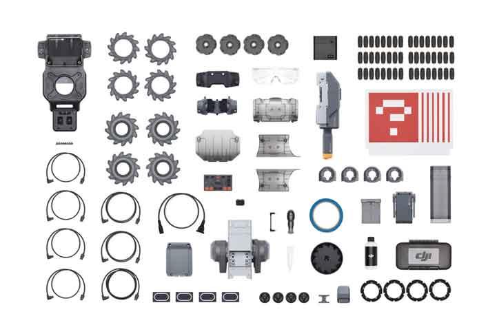 robomaster s1 build kit