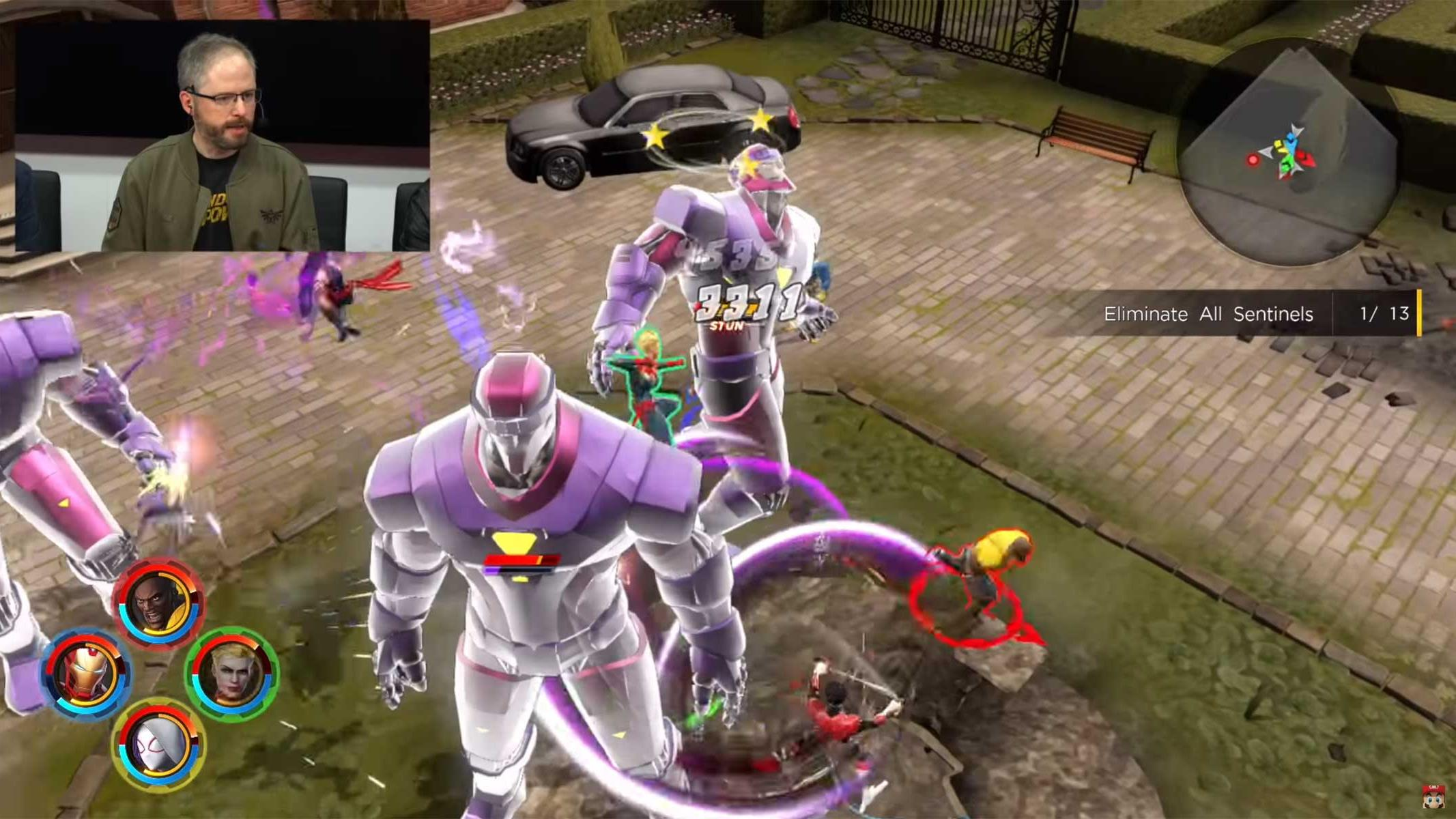 Marvel Ultimate Alliance 3 Gameplay: You Know You Want To