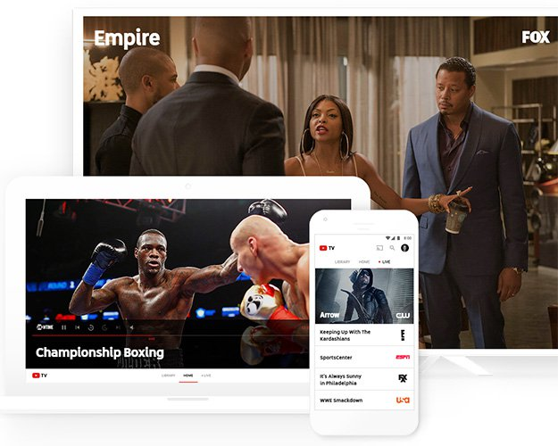 YouTube TV Gifting Some Existing Subscribers 3 Free Months of Showtime