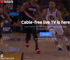 YouTube TV Courts Cord Cutters With Free Showtime For The Summer